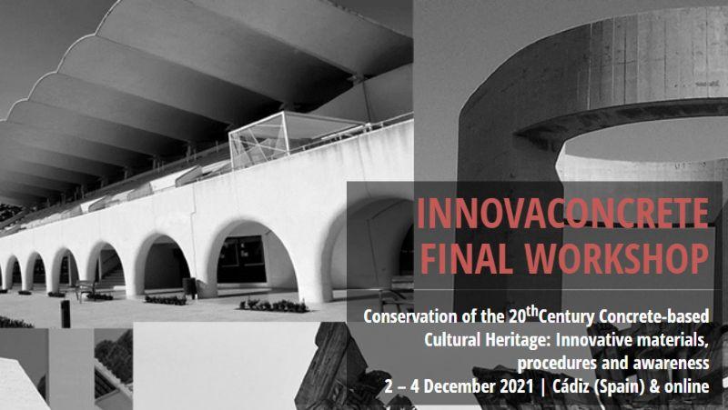 Conferencia InnovaConcrete