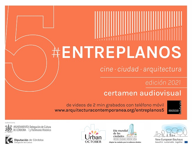 ENTREPLANOS 5: cine. ciudad. arquitectura